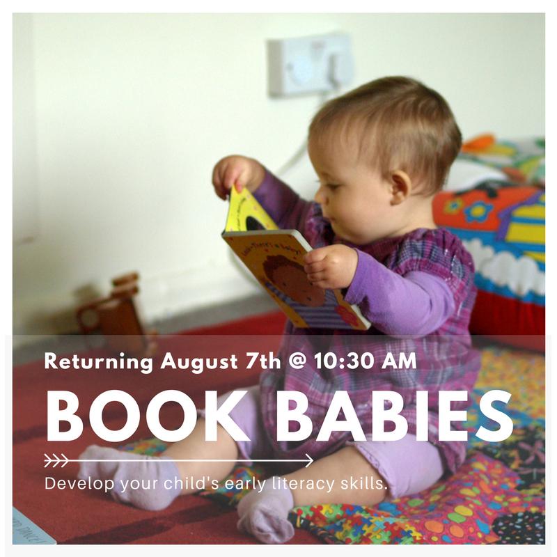 Book Babies newsletter