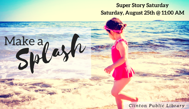Super Story Saturday newsletter