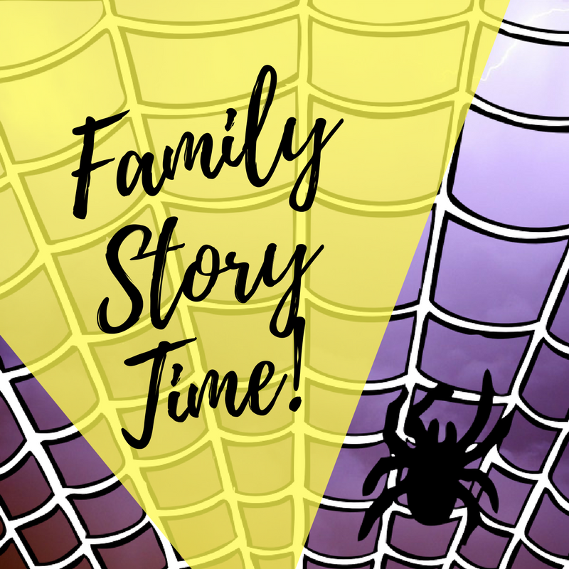 Family Story Time! Oct 2017