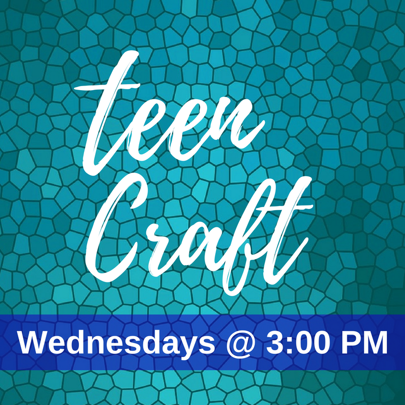 Teen Craft