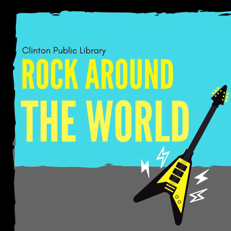 Rock Around the World newsletter