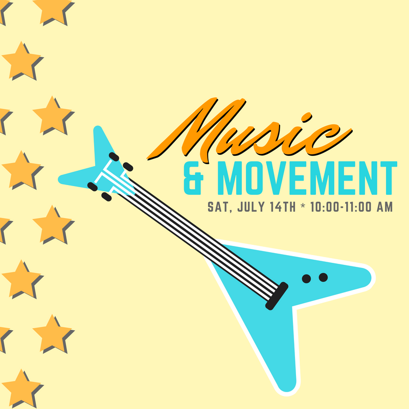 Music and Movement july