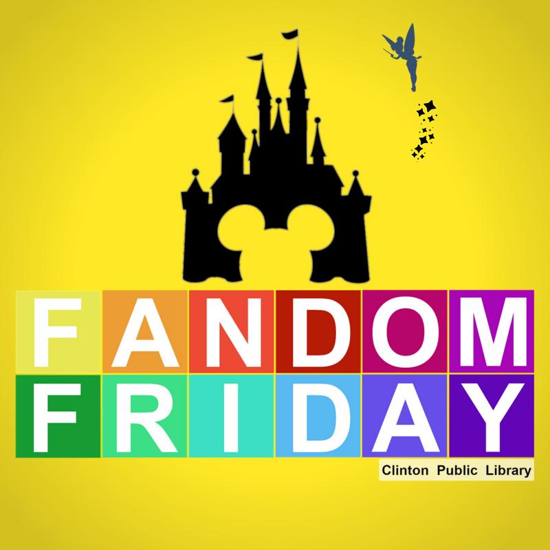Fandom Friday Newsletter post