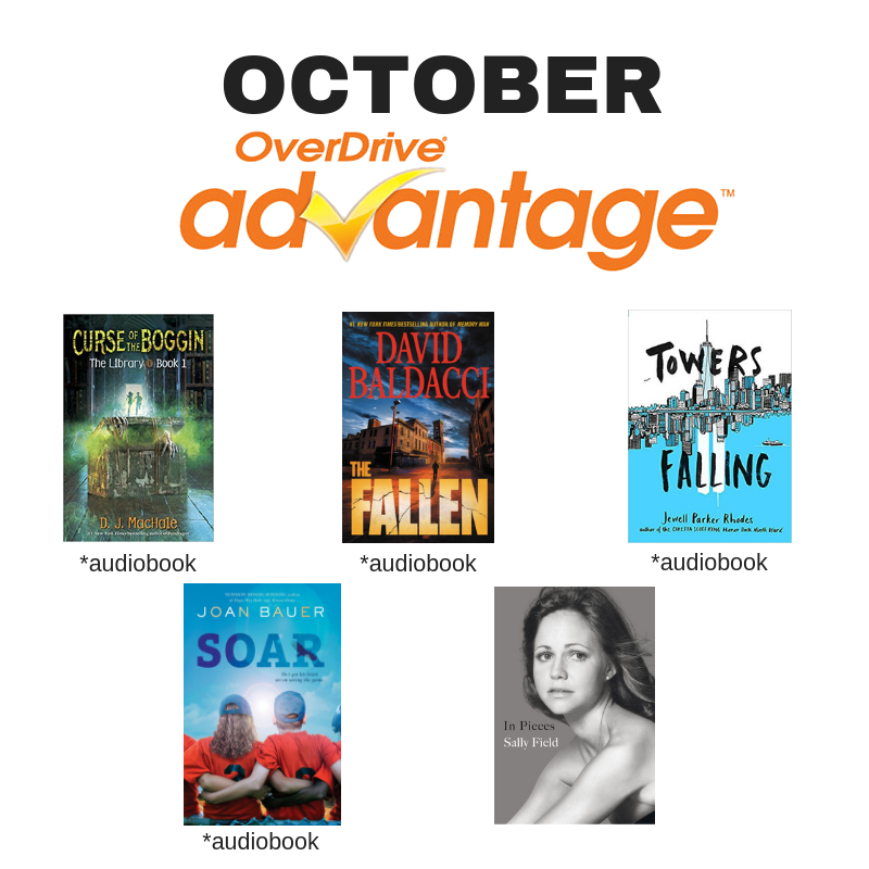 Overdrive advantage Oct